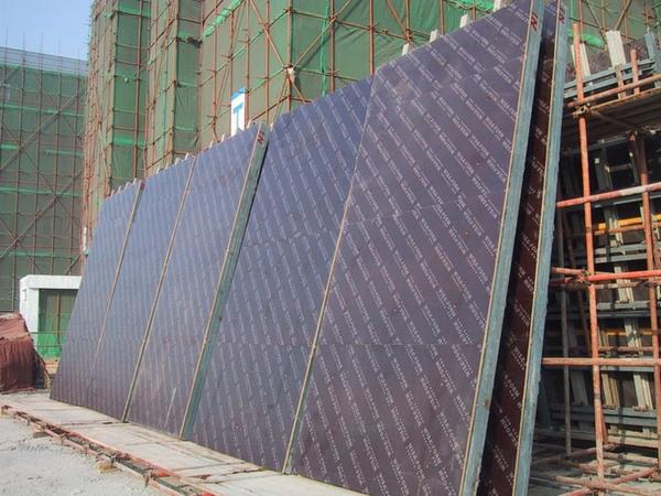 柳州建筑模板企业建筑模板工程现状